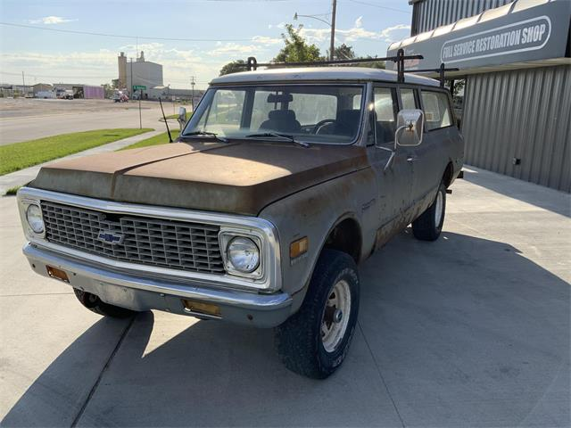 1972 Chevrolet Custom (CC-1519774) for sale in Saint Edward, Nebraska