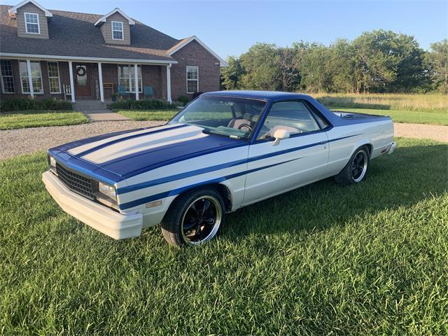 1985 Chevrolet El Camino (CC-1519775) for sale in Saint Edward, Nebraska