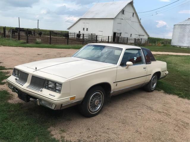 1985 Oldsmobile Cutlass (CC-1519780) for sale in Saint Edward, Nebraska