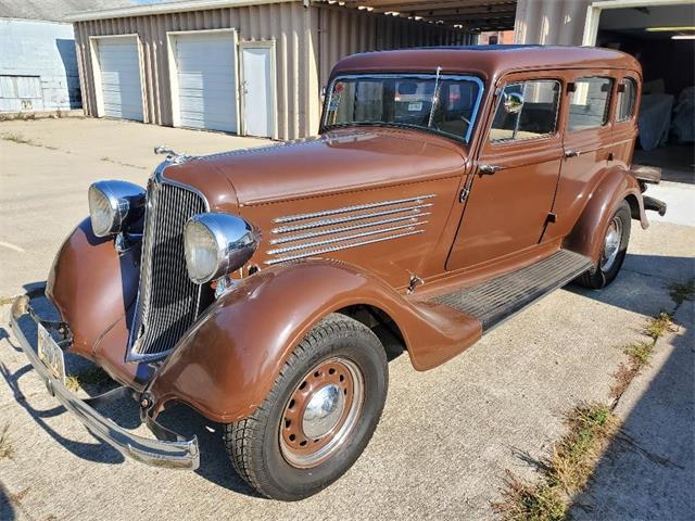 1934 Chrysler Sedan (CC-1519783) for sale in Saint Edward, Nebraska
