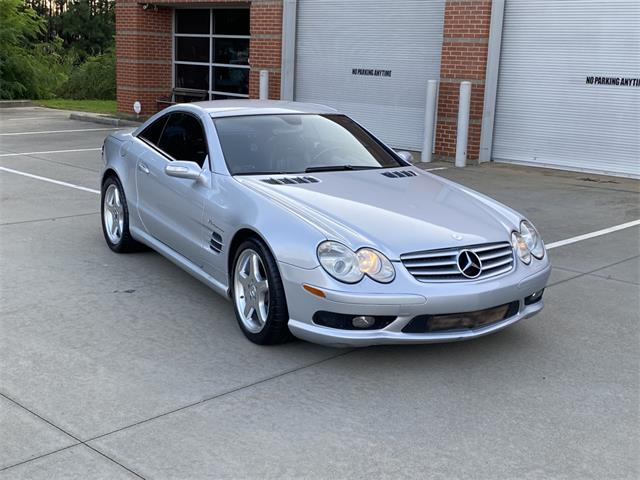 2006 Mercedes-Benz SL55 (CC-1519801) for sale in Buford, Georgia