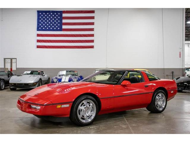 1990 Chevrolet Corvette (CC-1519812) for sale in Kentwood, Michigan