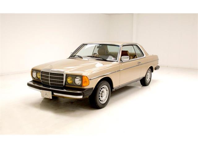 1985 Mercedes-Benz 300 (CC-1519815) for sale in Morgantown, Pennsylvania