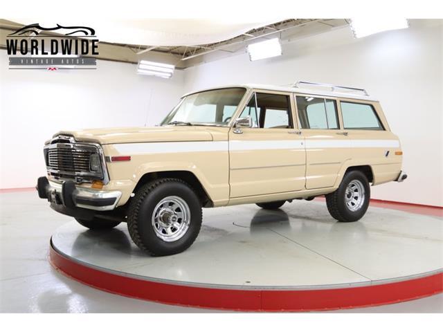 1981 Jeep Cherokee (CC-1519821) for sale in Denver , Colorado