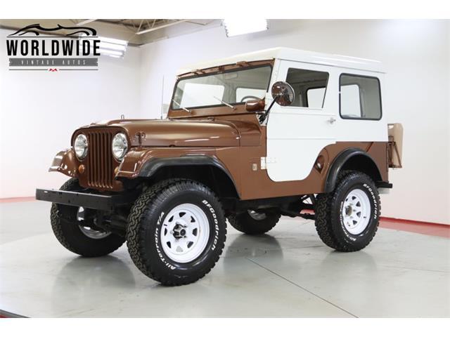 1969 Jeep CJ (CC-1519822) for sale in Denver , Colorado