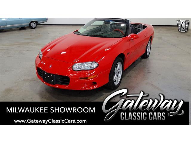 1998 Chevrolet Camaro (CC-1519882) for sale in O'Fallon, Illinois