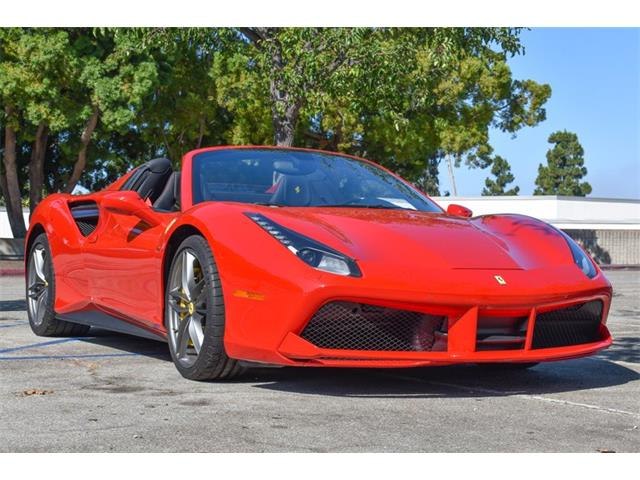 2018 Ferrari 488 (CC-1519883) for sale in Costa Mesa, California