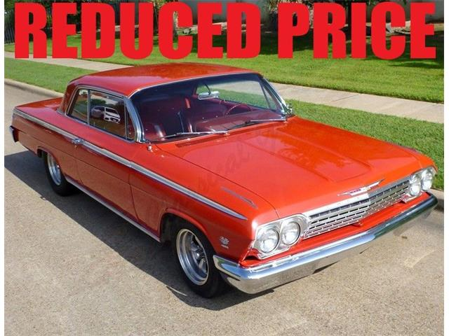 1962 Chevrolet Impala (CC-1519885) for sale in Arlington, Texas
