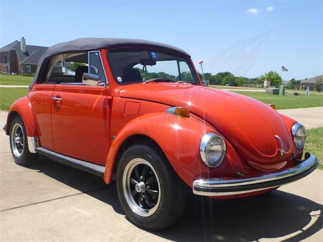 1972 Volkswagen Super Beetle (CC-1519886) for sale in Arlington, Texas