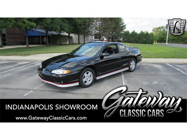 2002 Chevrolet Monte Carlo (CC-1519889) for sale in O'Fallon, Illinois