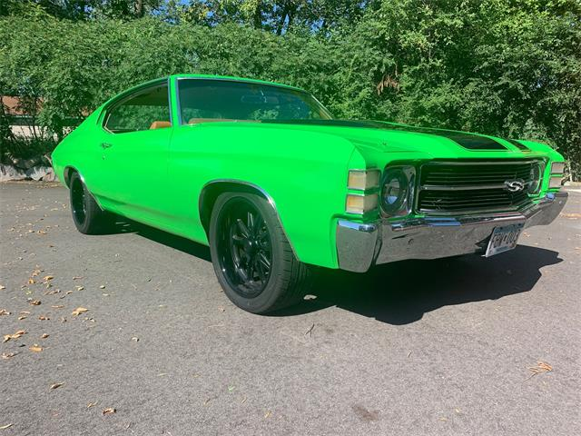 1971 Chevrolet Chevelle (CC-1519906) for sale in Annandale, Minnesota