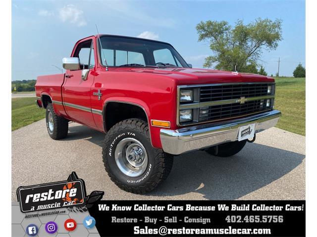 1983 Chevrolet K-10 (CC-1519928) for sale in Lincoln, Nebraska