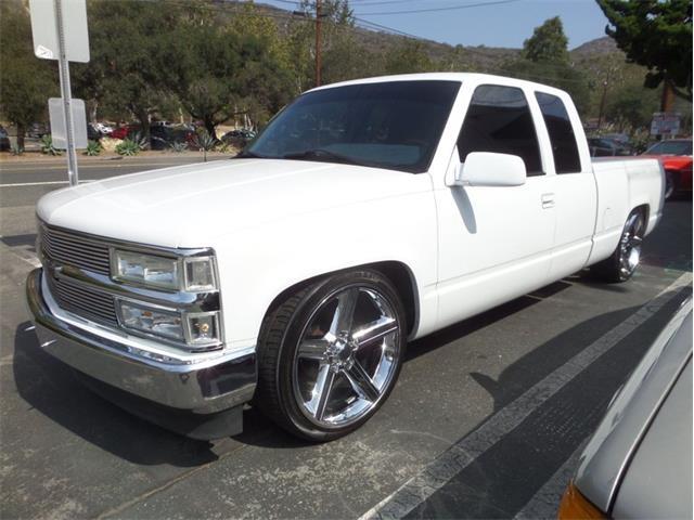1996 Chevrolet Silverado (CC-1519930) for sale in Laguna Beach, California