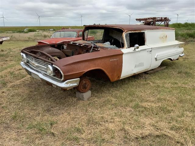 1960 Chevrolet Biscayne (CC-1519944) for sale in Saint Edward, Nebraska