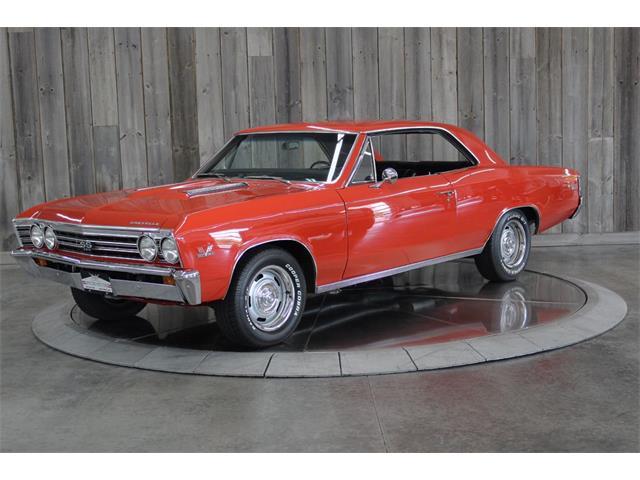 1967 Chevrolet Chevelle (CC-1519946) for sale in Bettendorf, Iowa