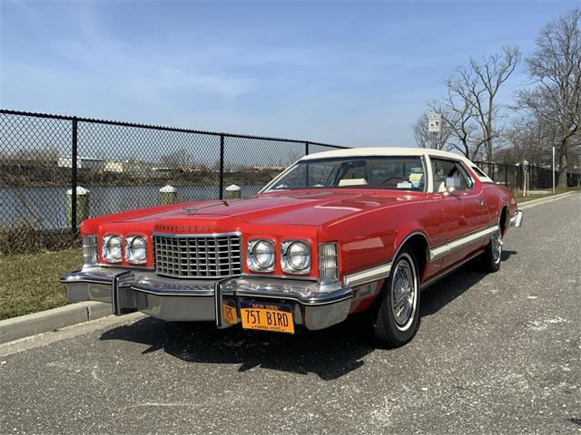 1975 Ford Thunderbird (CC-1510997) for sale in Middle Village, New York