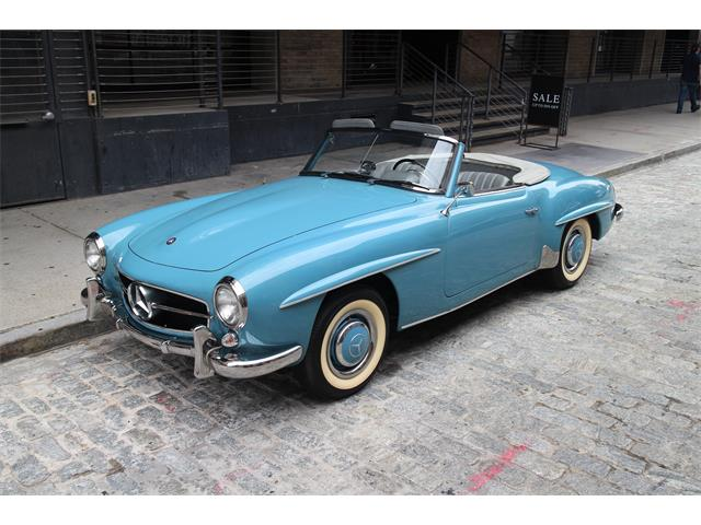 1959 Mercedes-Benz 190SL (CC-1519975) for sale in New York, New York