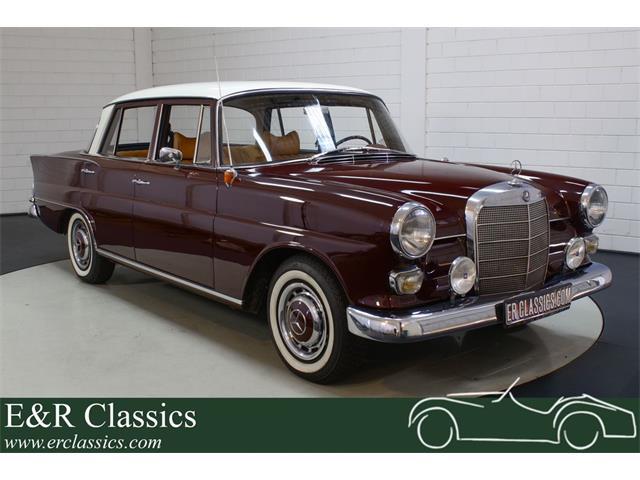 1964 Mercedes-Benz 190C (CC-1519976) for sale in Waalwijk, Noord Brabant