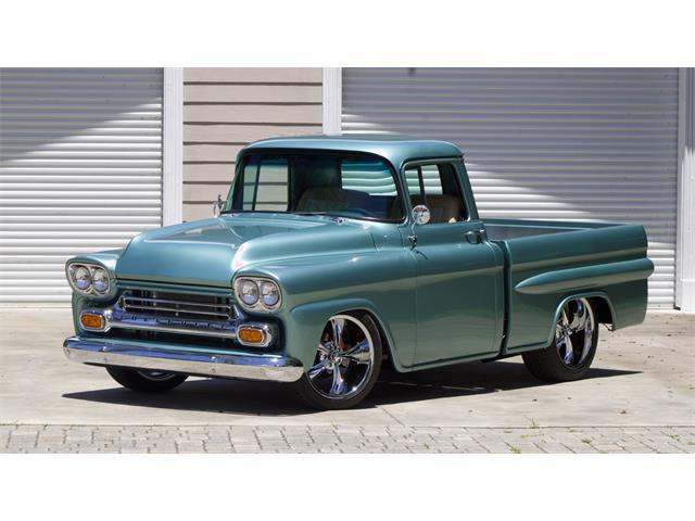 1958 Chevrolet Apache (CC-1519978) for sale in Eustis, Florida