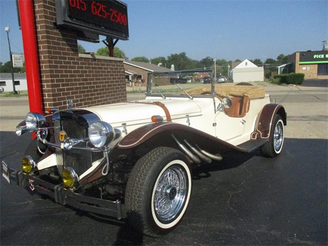 1929 Mercedes-Benz SSK (CC-1519982) for sale in Sterling, Illinois