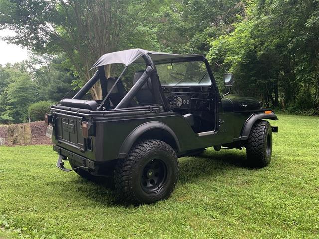1978 Jeep CJ5 (CC-1519989) for sale in Freeland, Maryland