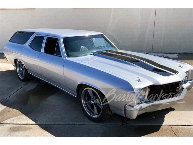 1972 Chevrolet Chevelle (CC-1521015) for sale in Houston, Texas