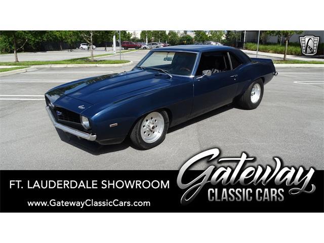 1969 Chevrolet Camaro (CC-1521022) for sale in O'Fallon, Illinois