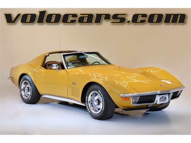 1971 Chevrolet Corvette (CC-1521026) for sale in Volo, Illinois