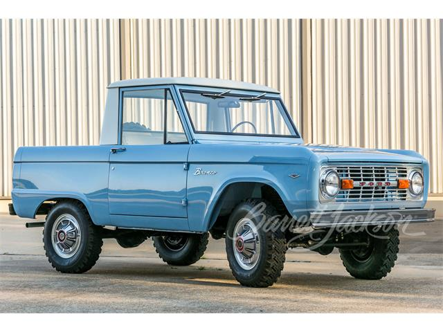 1969 Ford Bronco (CC-1521036) for sale in Houston, Texas