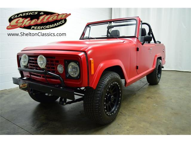 1973 Jeep Jeepster (CC-1521047) for sale in Mooresville, North Carolina