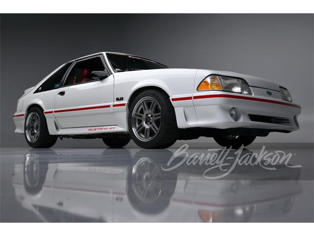 1987 Ford Mustang GT (CC-1521048) for sale in Houston, Texas
