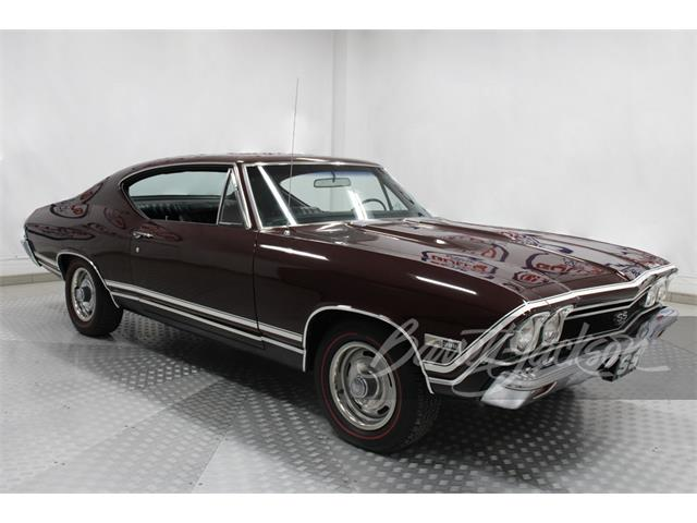 1968 Chevrolet Chevelle SS (CC-1520105) for sale in Houston, Texas