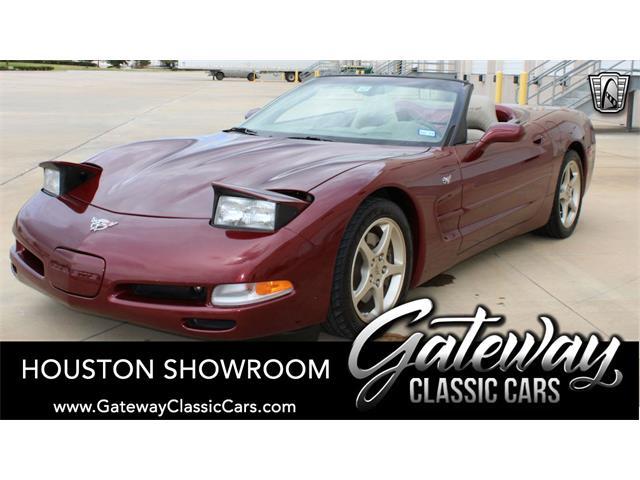 2003 Chevrolet Corvette (CC-1521050) for sale in O'Fallon, Illinois