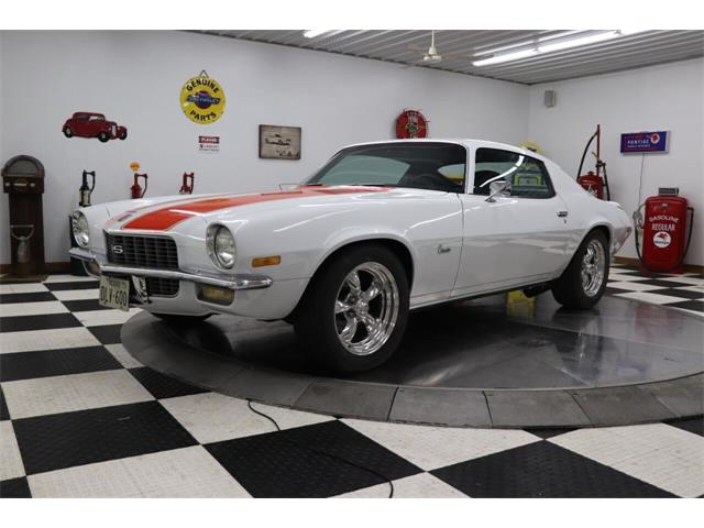 1971 Chevrolet Camaro (CC-1521056) for sale in Clarence, Iowa