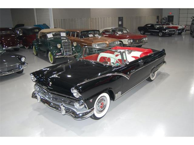 1955 Ford Fairlane (CC-1521057) for sale in Rogers, Minnesota