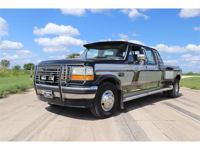 1993 Ford F350 (CC-1521059) for sale in Clarence, Iowa