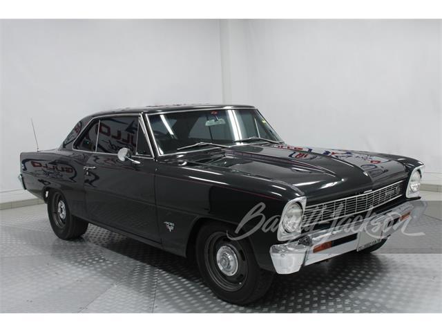 1966 Chevrolet Nova SS (CC-1520106) for sale in Houston, Texas