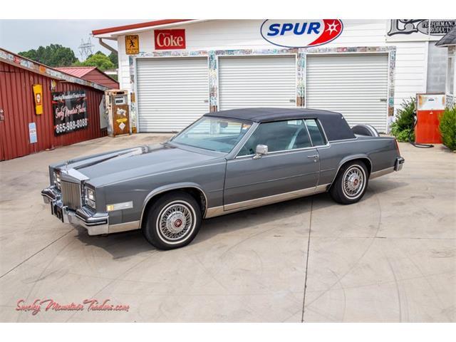 1985 Cadillac Eldorado (CC-1521061) for sale in Lenoir City, Tennessee