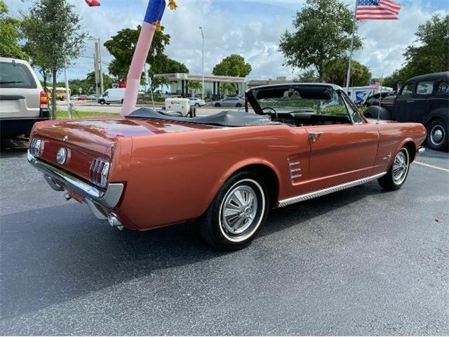 1966 Ford Mustang (CC-1521069) for sale in Cadillac, Michigan