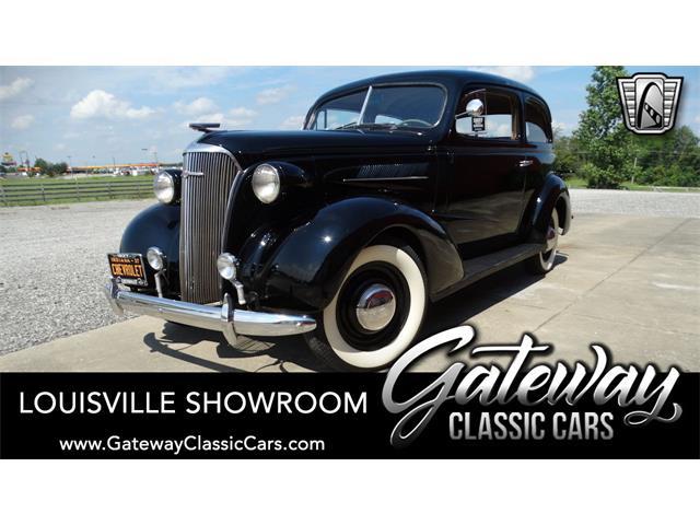 1937 Chevrolet Deluxe (CC-1521070) for sale in O'Fallon, Illinois