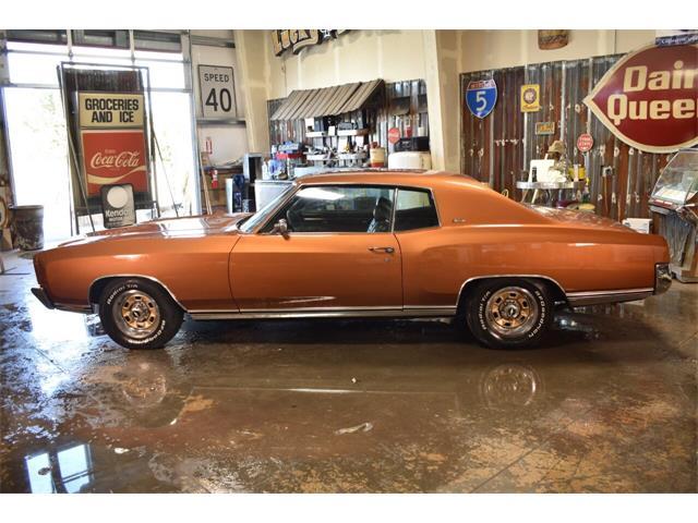 1970 Chevrolet Monte Carlo (CC-1521072) for sale in Redmond, Oregon