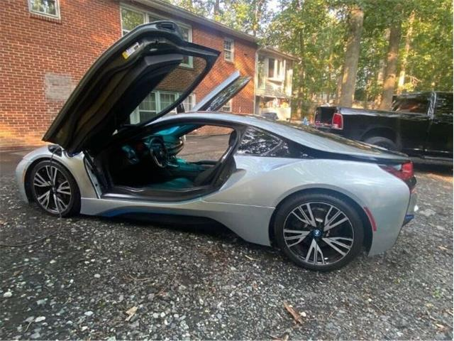 2015 BMW i8 (CC-1521076) for sale in Cadillac, Michigan