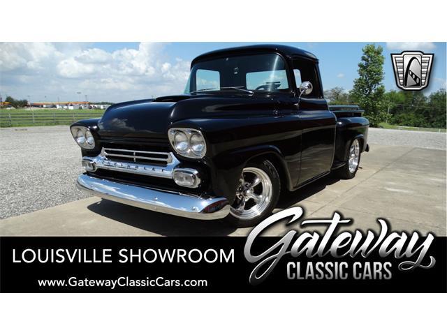1959 Chevrolet Apache (CC-1521079) for sale in O'Fallon, Illinois