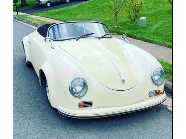 1956 Porsche 356A (CC-1521093) for sale in Cadillac, Michigan