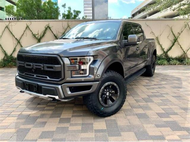 2018 Ford F150 (CC-1521096) for sale in Cadillac, Michigan