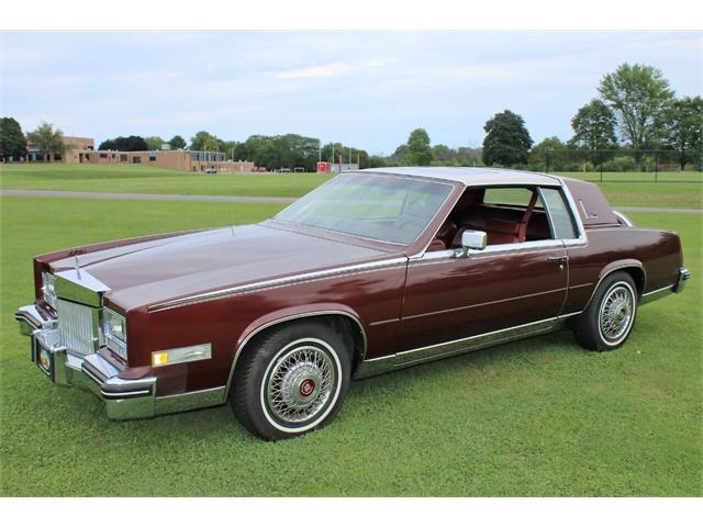 1984 Cadillac Eldorado (CC-1521100) for sale in Hilton, New York