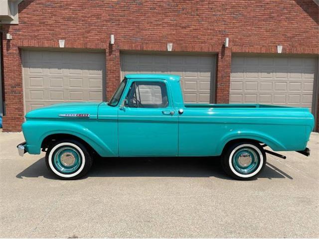 1961 Ford F100 (CC-1521103) for sale in Cadillac, Michigan