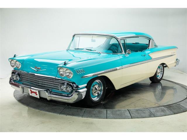 1958 Chevrolet Bel Air (CC-1521107) for sale in Cedar Rapids, Iowa