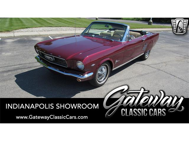 1966 Ford Mustang (CC-1521113) for sale in O'Fallon, Illinois