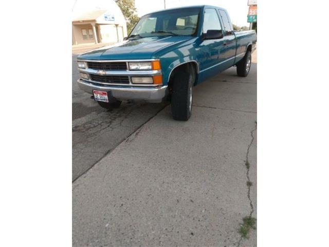 1997 Chevrolet K-1500 (CC-1521129) for sale in Cadillac, Michigan
